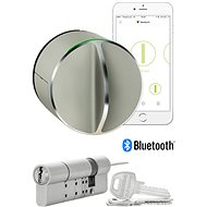 Danalock V3 sets a smart lock including a cylindrical insert - Bluetooth