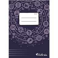 VICTORIA A5 Lined - Notebook