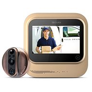Eques Veiu Smart Video Doorbell Copper - Video Phone