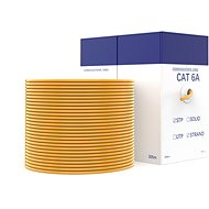 Vention CAT6a SSTP Network Cable, 305m, Orange - Network Cable