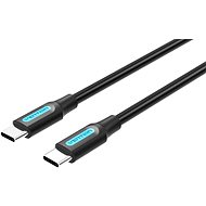 Vention Type-C (USB-C) 2.0 Male to USB-C Male Cable 1M Black PVC Type - Data cable