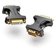Vention VGA (M) to DVI (F) Adapter Black - Adapter