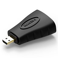 Vention Micro HDMI (M) to HDMI (F) Adapter, Black - Adapter