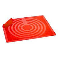 BANQUET Silicone Rolling Board Culinaria RED A05338 - Pastry board