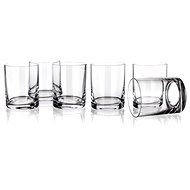 BANQUET Degustation Crystal Whisky tumblers A00506 - Whiskey Glasses