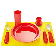 Vitility 80210480 Tableware Set for People with Alzheimer's - Dish Set