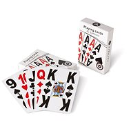 Vitility VIT-70410060 Canasted Playing Cards with Extra-large Symbols - Cards