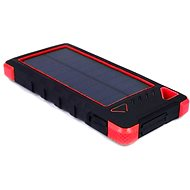 Viking Akula II 16000mAh Black-Red - Power Bank