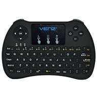 Venztech VZ-KB-4 Mini Wireless Keyboard with Touchpad - Remote Control