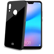 CELLY Diamond Tempered Glass and TPU for Huawei P20 Lite Black