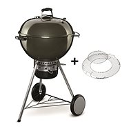 Weber Master-Touch® GBS C-5750 for Charcoal O 57cm, Smoke Grey - Grill