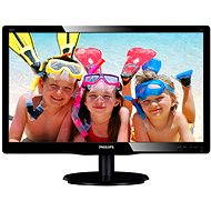 "19.5"" Philips 200V4QSBR - LCD Monitor"