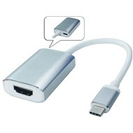 PremiumCord USB 3.1 to HDMI with Aluminium Case