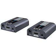 PremiumCord HDMI2.0 extender at 60m via one Cat6/6a/7 cable - Extender
