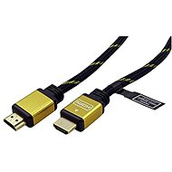 ROLINE Gold HDMI High Speed \u200b\u200bwith Ethernet (HDMI M <-> HDMI M), gold-plated connectors, 20m - Video Cable