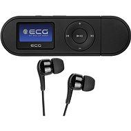 ECG PMP 20 4GB Black - MP3 Player