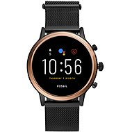 Fossil Julianna HR Rose Gold/Black - Smartwatch