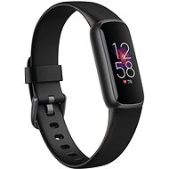 Fitbit Luxe - Black/Graphite Stainless Steel