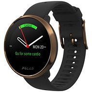 POLAR IGNITE black-gold, size M/L - Smartwatch