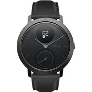 Withings Steel HR (40mm) LIMITED EDITION - Slate Grey/Black