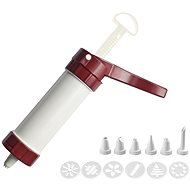 "WESTMARK Cookie Press and Icing Syringe ""Luxus"" - Cake decorating equipment"