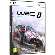 WRC 8 The Official Game - PC Game