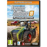 Farming Simulator 19 Platinum Edition - PC Game