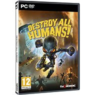 Destroy All Humans! - PC Game