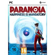 Paranoia: Happiness is Mandatory - PC Game