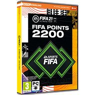 FIFA 21 - 2200 FUT POINTS - Gaming Accessory
