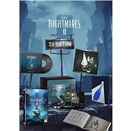 Little Nightmares 2: TV Collector's Edition - PC Game