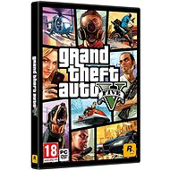 Grand Theft Auto V (GTA 5) - PC Game