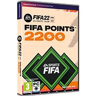 FIFA 22 - 2200 FUT POINTS - Gaming Accessory
