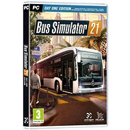 Bus Simulator 21 - Day One Edition - PC Game