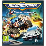 Micro Machines World Series - PC Game