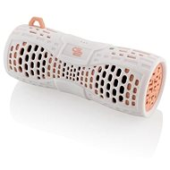 Gogen BS 115 STREET G White/Pink - Bluetooth speaker