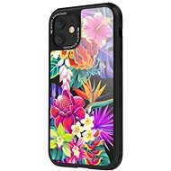 White Diamonds Jungle for Apple iPhone 11 - Flowers - Mobile Case