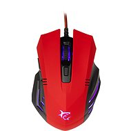 White Shark HANNIBAL-2 RED - Gaming Mouse