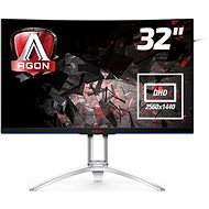 "31.5"" AOC AG322QCX - LED Monitor"