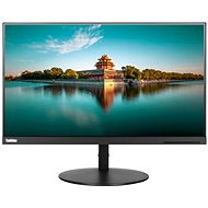 "23.8"" Lenovo ThinkVision P24h black - LCD monitor"
