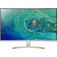 "31.5"" Acer ED323QURwidpx white - LCD monitor"