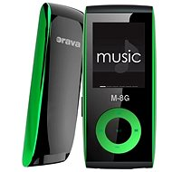 Orava M-8G Green - MP4 Player