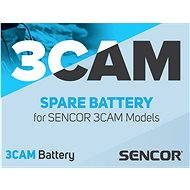 Sencor 3CAM - Rechargeable battery