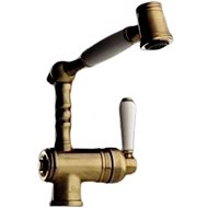 LUISINA R202 with Shower Old Brass - Faucet