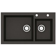 REGINOX Amsterdam 860.1 Black - Granite Sink