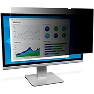 "3M on 19.5"" Widescreen 16: 9 LCD Screen, Black - Privacy filtre"