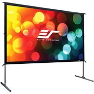 "ELITE SCREENS, Mobile Outdoor Stand 100"" (16: 9) - Projection Screen"