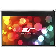 """ELITE SCREENS, manual pull-down screen 100"""" (16:9) - Projection Screen"""