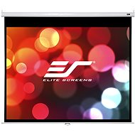 """ELITE SCREENS, manual pull-down screen 100"""" (4:3) - Projection Screen"""