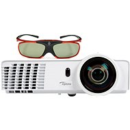 Optoma GT760 3D Projector + ZD302 3D glasses - Projector